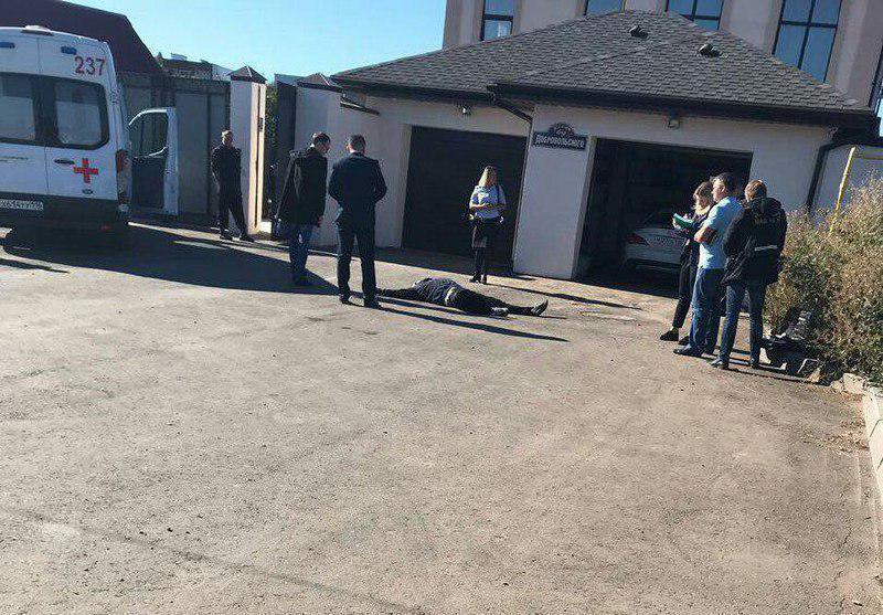 Грабители напали на дом коммерса - но серьезно просчитались...
