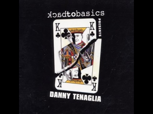 Danny Tenaglia Back To Basics 10th Anniversary CD 2