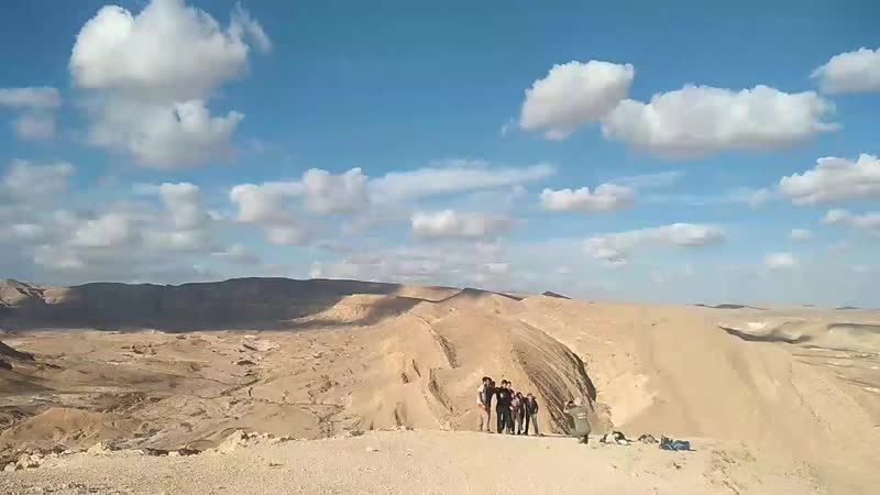 пустыня Нэгев, Большой Кратэр
