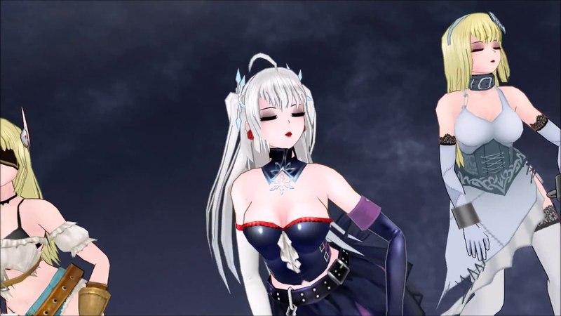 Cinderella Escape 2 Revenge - MMD Resources