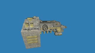 FL Mod - Mining Ship Borders Test