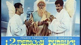I due pericoli pubblici - Franco Franchi e Ciccio Ingrassia 1964