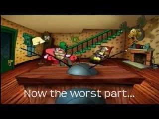 My Top 5 most unpleasant Courage the Cowardly Dog moments