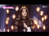 PRODUCE48 [단독_직캠] 일대일아이컨택ㅣ장규리 - 방탄소년단 ♬전하지 못한 진심 @보컬랩_포지션 평가 180720 EP.6