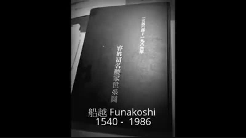 船越 船越 Funakoshi Funakoshi 鉄騎初段 Tekki Shodan