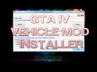 GTA IV Vehicle Mod Installer v1.1 - v1.2 - v1.3