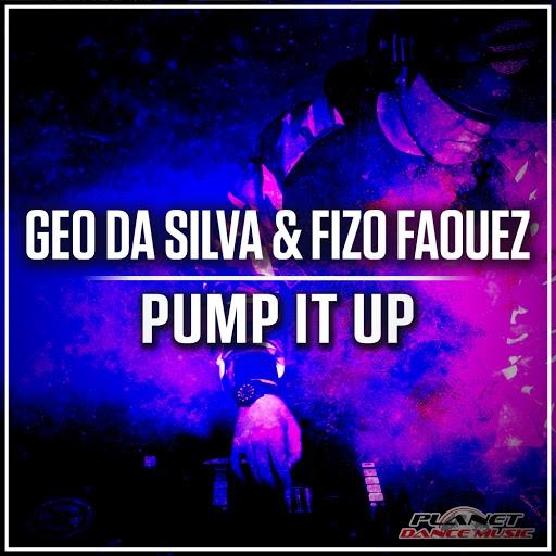 Geo Da Silva альбом Pump It Up