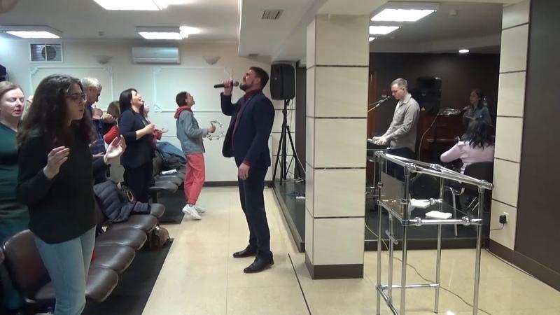 Учитель Дух Святой и ты 16.03.2019 Москва Олег Коханюк