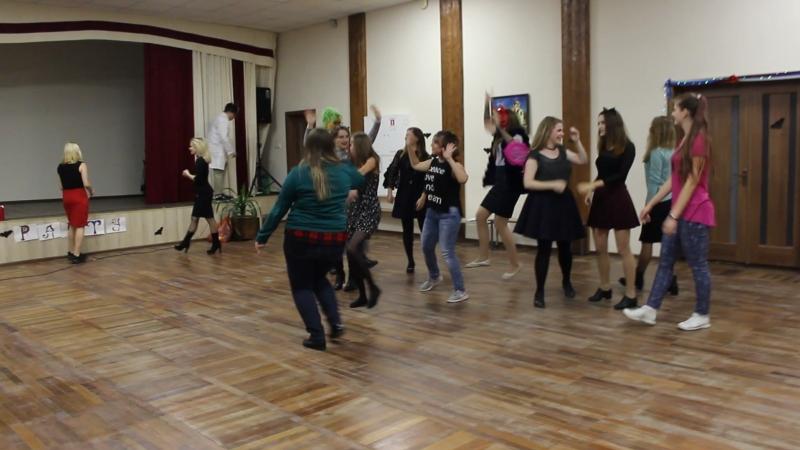 Тематический вечер MONSTER PARTY : танцы))