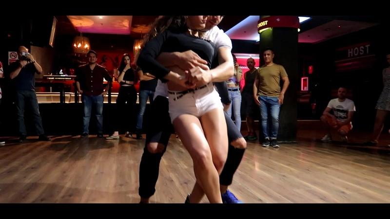 Casablanca Daniel Santacruz ft Marcelo y Belén bachata 2018
