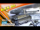 WoT / world of tanks - Гусь - М6А2Е1