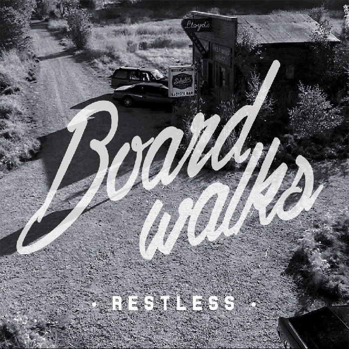 Boardwalks - Restless (EP) (2014)
