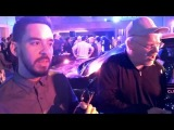 Me & Robert Scoble Interview With Mike Shinoda On Linkin Park About Facebook