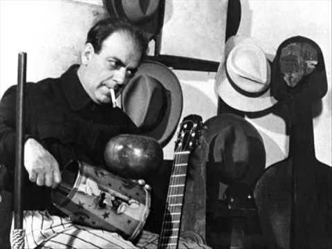 Alexey Zimakov: Heitor VILLA-LOBOS Concerto for guitar (W502)