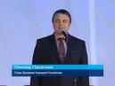 ГТРК ЛНР Леонид Пасечник посетил митинг в поддержку кандидатов в депутаты от ОД Мир Луганщине