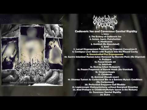 Gruesome Bodyparts Autopsy-Cadaveric Sex and Cavernous Genital Rigidity FULL ALBUM (2018-Goregrind)