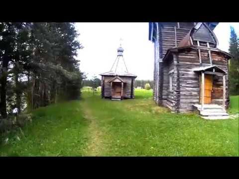 Артемиево-Веркольский монастырь Архангельская обл Пинежский р н
