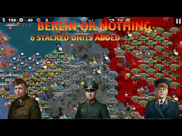 World Conqueror 4 The Great Patriotic War Mod Version 1.11