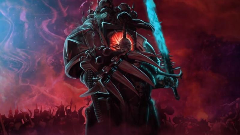 Battlefleet Gothic Armada 2 - Chaos Introduction Cinematic