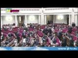 Майдан 2.0 или война между Правым Сектором и МВД Украины?