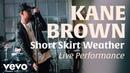 Kane Brown Short Skirt Weather Official Live Performance Vevo