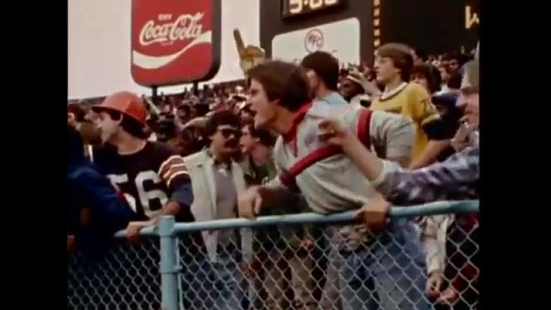 1981 Week 8 Highlights Colts vs Browns (Sipe 444 yards)