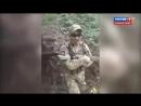 Фейковое видео где какой-то клоун с московским акцентом переоделся в украинского военнослужащего