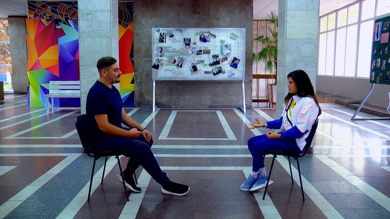 MICHELLE ANDRADE у програмі Зіркове інтервю