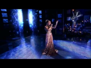 ГОЛОС 2 - Юлия Пак - Fairy world. 06.12.2013. Премьера песни. Четвертьфинал 1