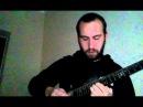 Филип Киркоров - Снег ( guitar solo Denis Ryabkov)