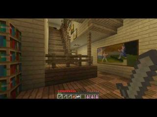 Survival Horror - Выживание в доме ужасов! Minecraft - Часть 1