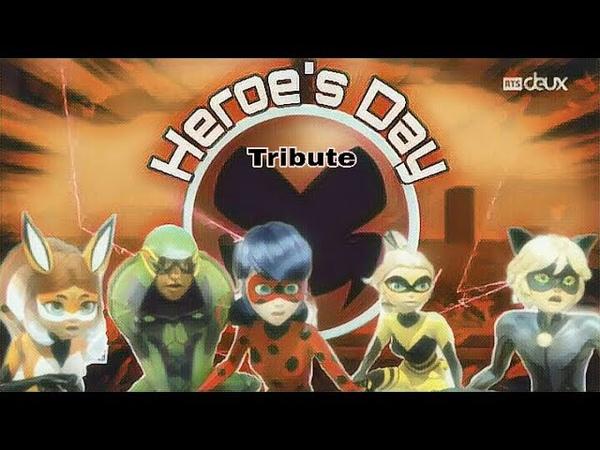Centuries AMV HEROES DAY Miraculous Ladybug Finale season 2 SPOILER