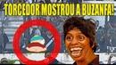 Torcedor vascaíno protesta de forma inusitada em São Januário 🤣
