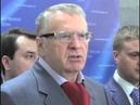 Wladimir Schirinowski droht USA mit Wetter und High-Tech-Waffen