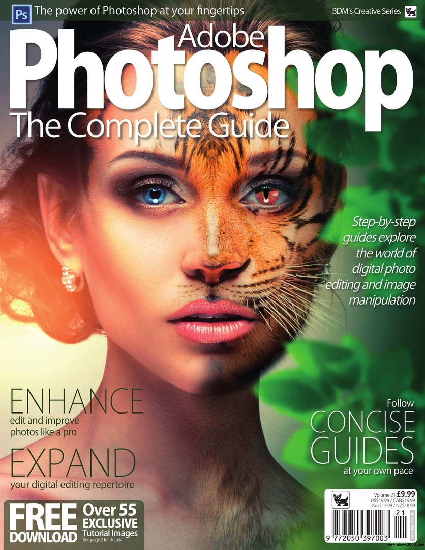 The Complete Photoshop Manual - October 2019