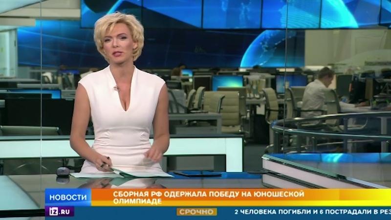 Путин поздравил сборную России с победой на юношеских Олимпийских играх