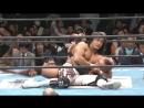 Hiroshi Tanahashi(с) vs. Kazuchika Okada Match for the IWGP Heavyweight Title (The New Beginning 2012)
