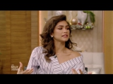 Zendaya Talks About Zac Efrons Reaction to Their Onscreen Kiss