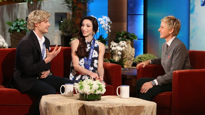 Meryl Davis and Charlie White Talk 'Dancing with the Stars'