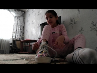 Sock and Shoe Challenge - Russian 01