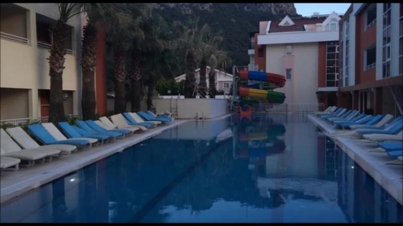 Iko Melisa Garden Hotel, Kemer, Turkey