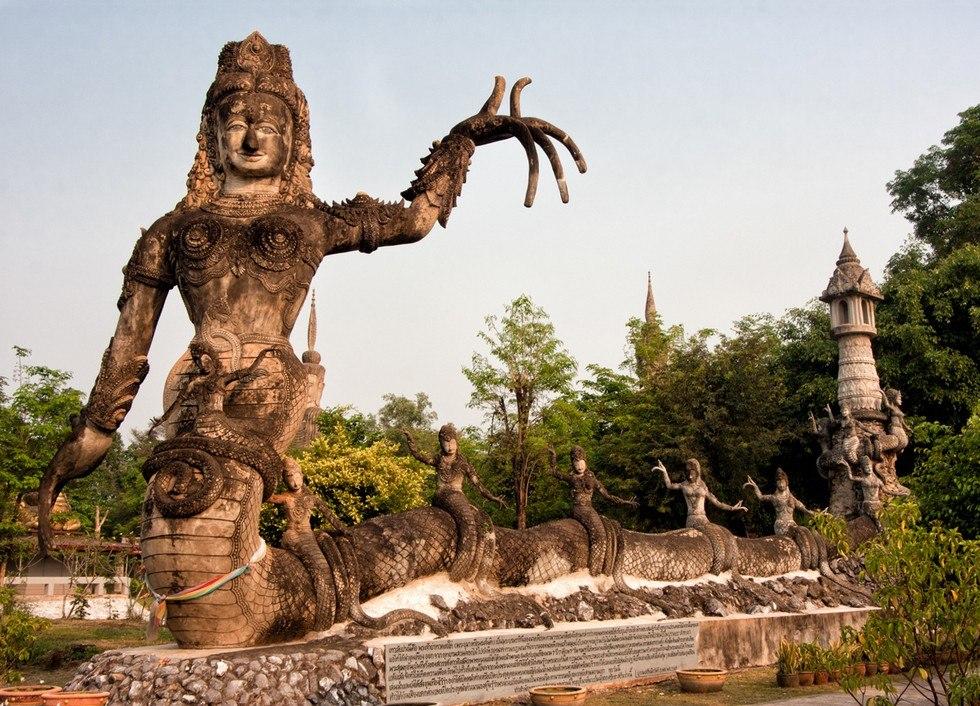 Парк Сала Кеоку. Тайланд VOmnMBNKX1I