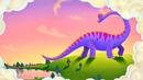 Бобр Добр - Динозавр 7 серия Мультсериал для детей