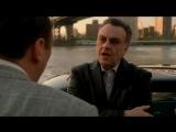 (Клан Сопрано S04E10_10) Тони едет с Валентиной в рестик. Джонни Сэк требует долю.