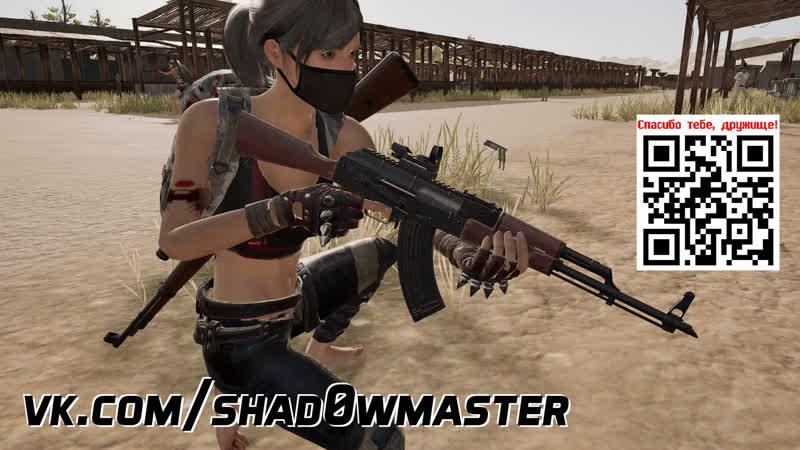 ТУСА - PlayerUnknown's Battlegrounds - PUBG - пабг пубг