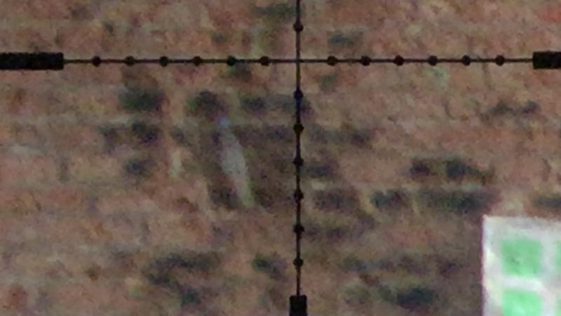 Стрельба по гильзам 50м Крал Панчер 6.35