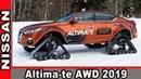 Nissan Altima-te AWD 2019 | Обзор от AUTO WORLD RU