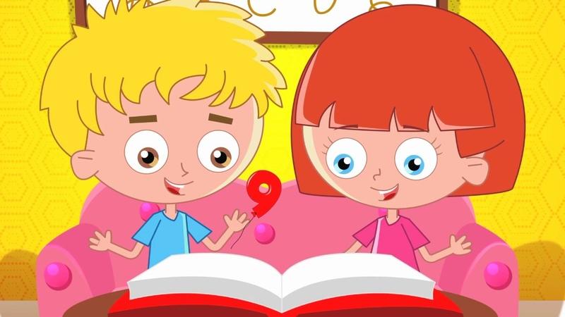 Raz dwa trzy - Piosenki dla dzieci bajubaju.tv