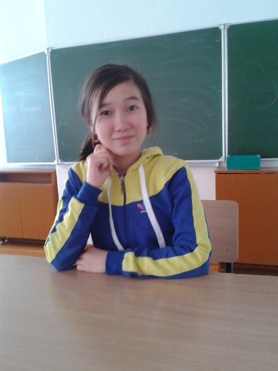 Аселя Абдрахманова, 25 апреля , Новороссийск, id228014201