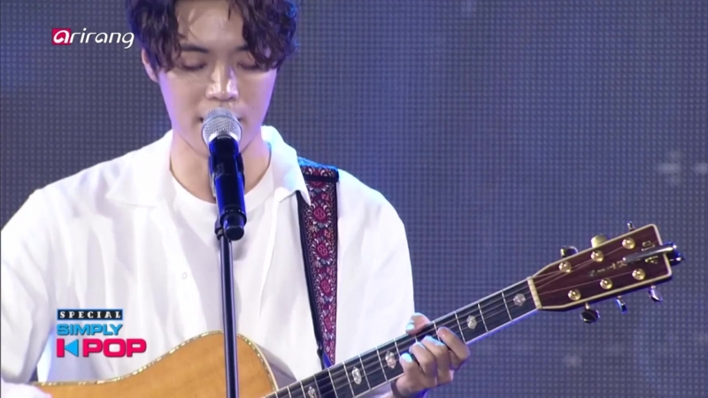 Eddy Kim The Manual @ Simply K pop 180719